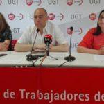UGT estudia la impugnación del ERE ante la Audiencia Nacional y la presentación de acciones legales por alzamiento de bienes